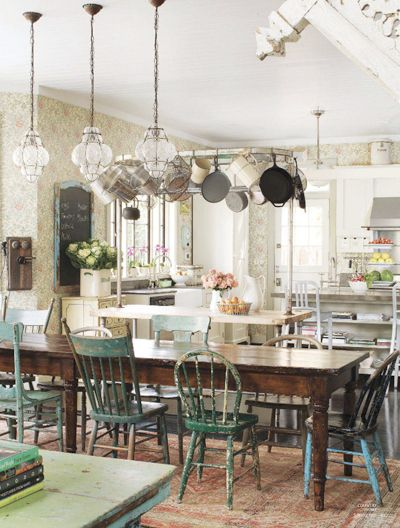 A Designer Obsessed With Pretty Things Beautiful Spaces