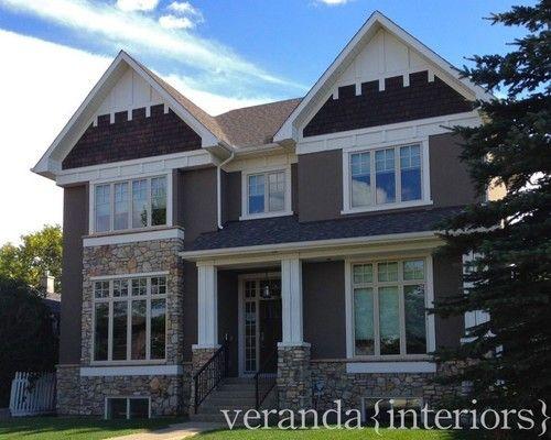 Front Elevation Of Verandah : Hillhurst rd ave front elevation veranda estate