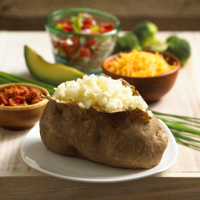 Ten Potato Storage Tips