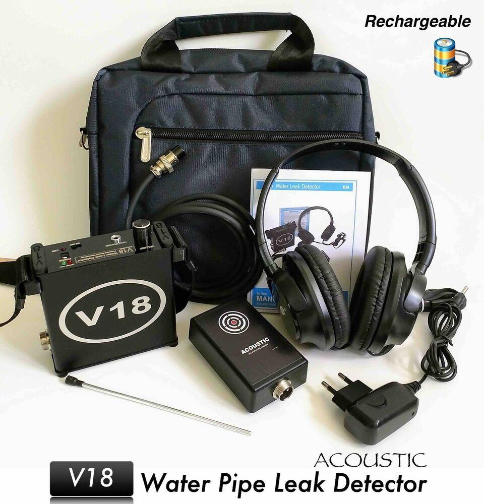 Water Pipe Leak Detector Panosundaki Pin