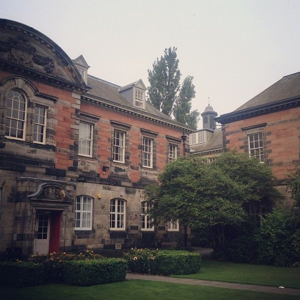 University of Dundee in Dundee, Dundee City- One day I will be attending this school.