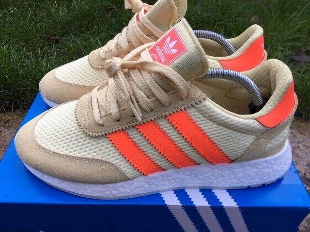 Adidas Originals ® I - 5923 Size 9 UK Mens Trainers D96604 'CLEAR ...