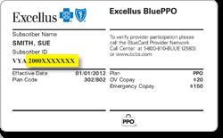 Member Registration Excellus Bluecross Blueshield Health