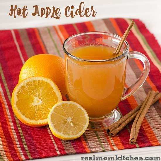 Apple Cider Alcoholic Drinks: Hot Apple Cider - Flashback Friday