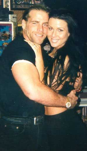 It Was Love At First Sight For Shawn Hickenbottom Shawn Michaels