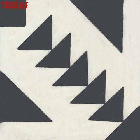 """Spatial 8"""" Cement Tile - Contrass"""