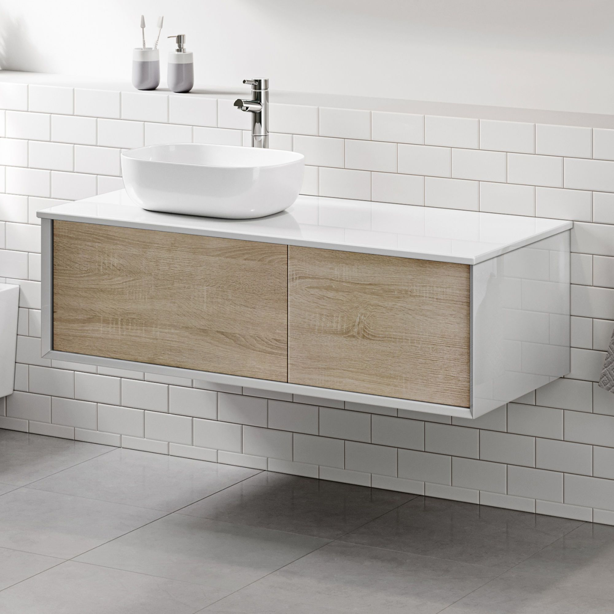 Brilliant 649 99 Berg Countertop Vanity Unit Bathroom Family In Download Free Architecture Designs Scobabritishbridgeorg