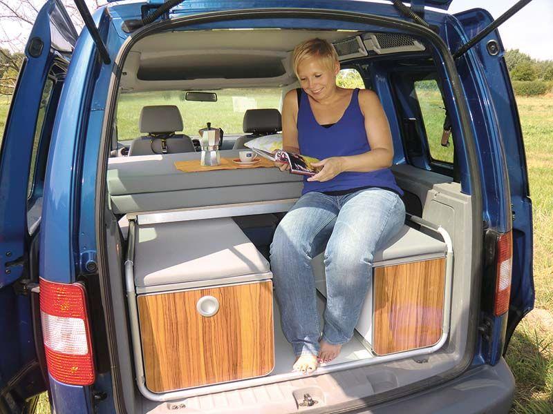 gepolsterte k chenbox und staubox minicamper active klick ffnet gro ansicht urlaub. Black Bedroom Furniture Sets. Home Design Ideas