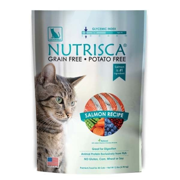 Catswell - Nutrisca Salmon Cat Food