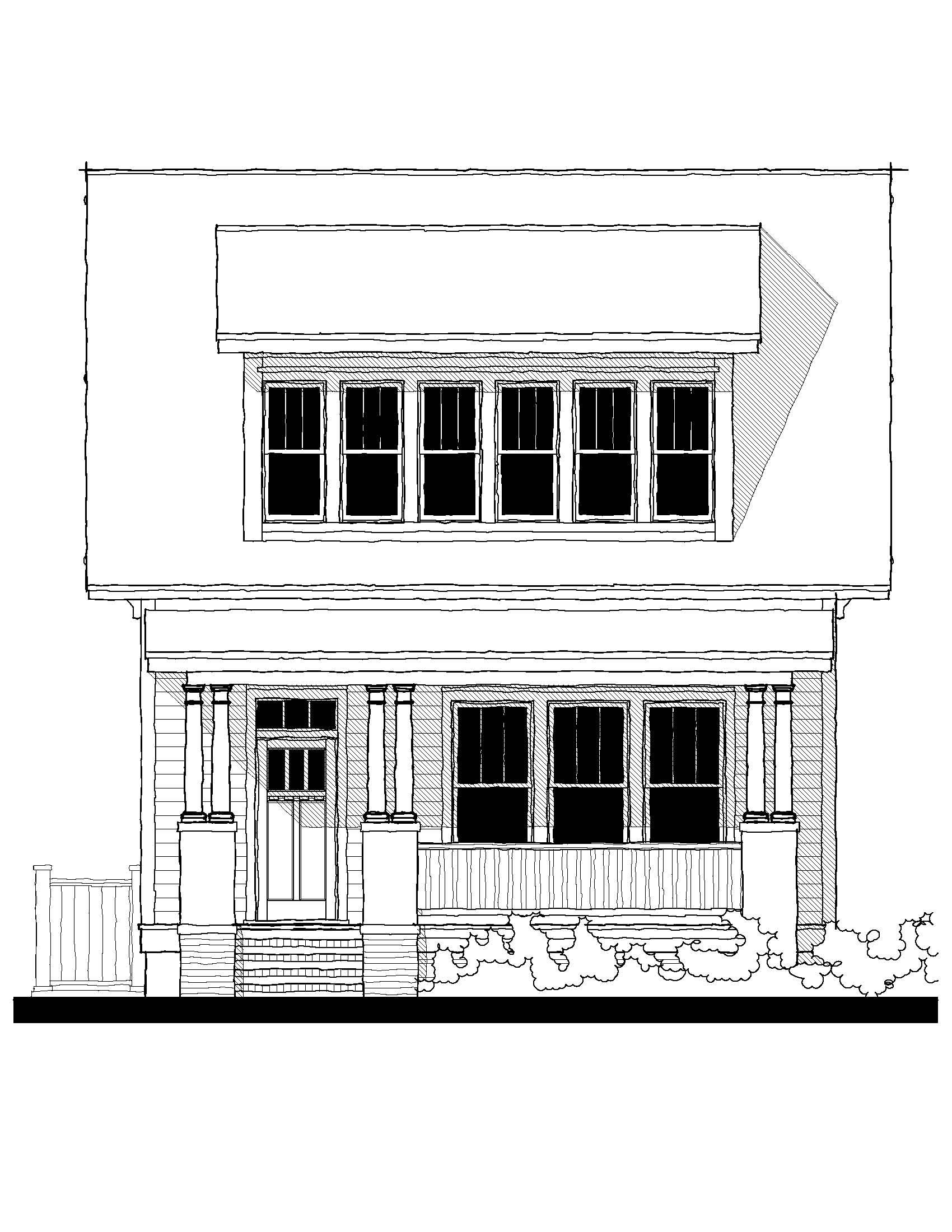 Elevation | House plans | Pinterest | Local architects, Architects ...