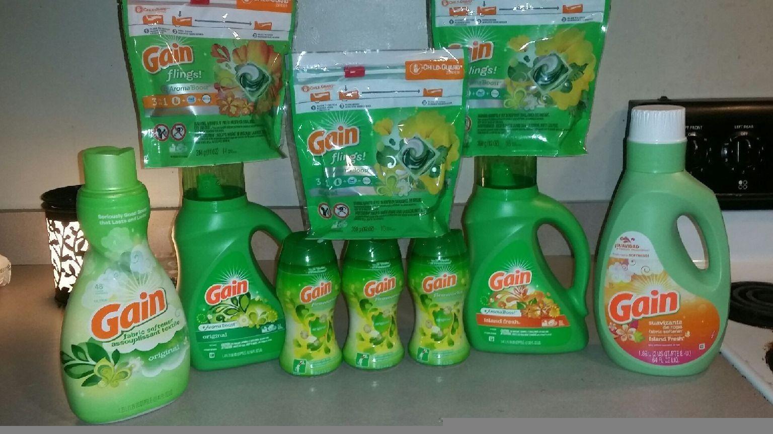 Lenor Laundry Detergents Supplies Home Furniture Diy Ebay