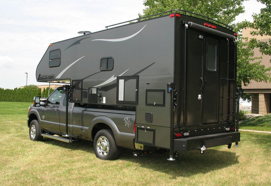 bildergebnis f r truck campers cellule pour pick up. Black Bedroom Furniture Sets. Home Design Ideas