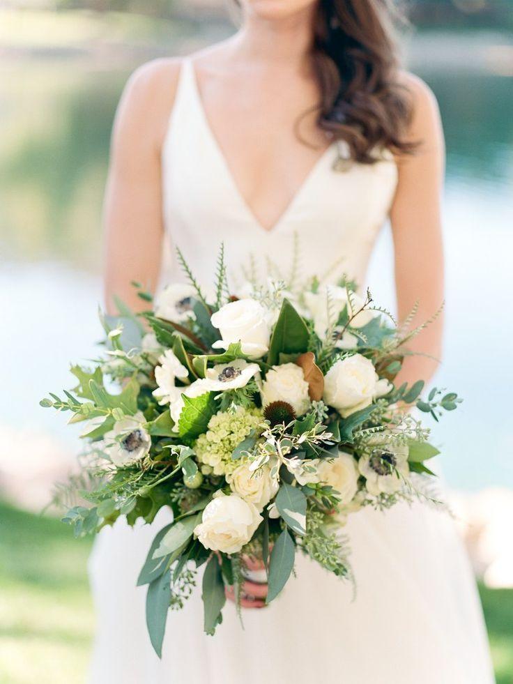 A Flower Filled Wedding In Colorado Springs