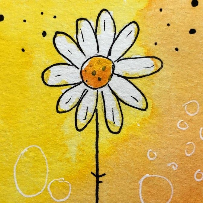 happy flowers blumen malen mit viel spaß und leichtigkeit
