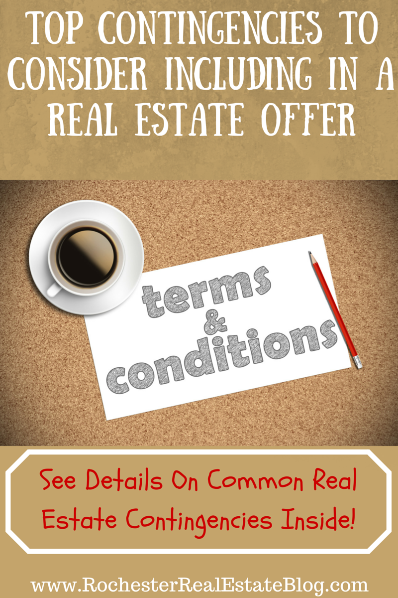 Home Buying Contingencies To Consider Including In Your Purchase     Home Buying Contingencies To Consider Including In Your Purchase Offer