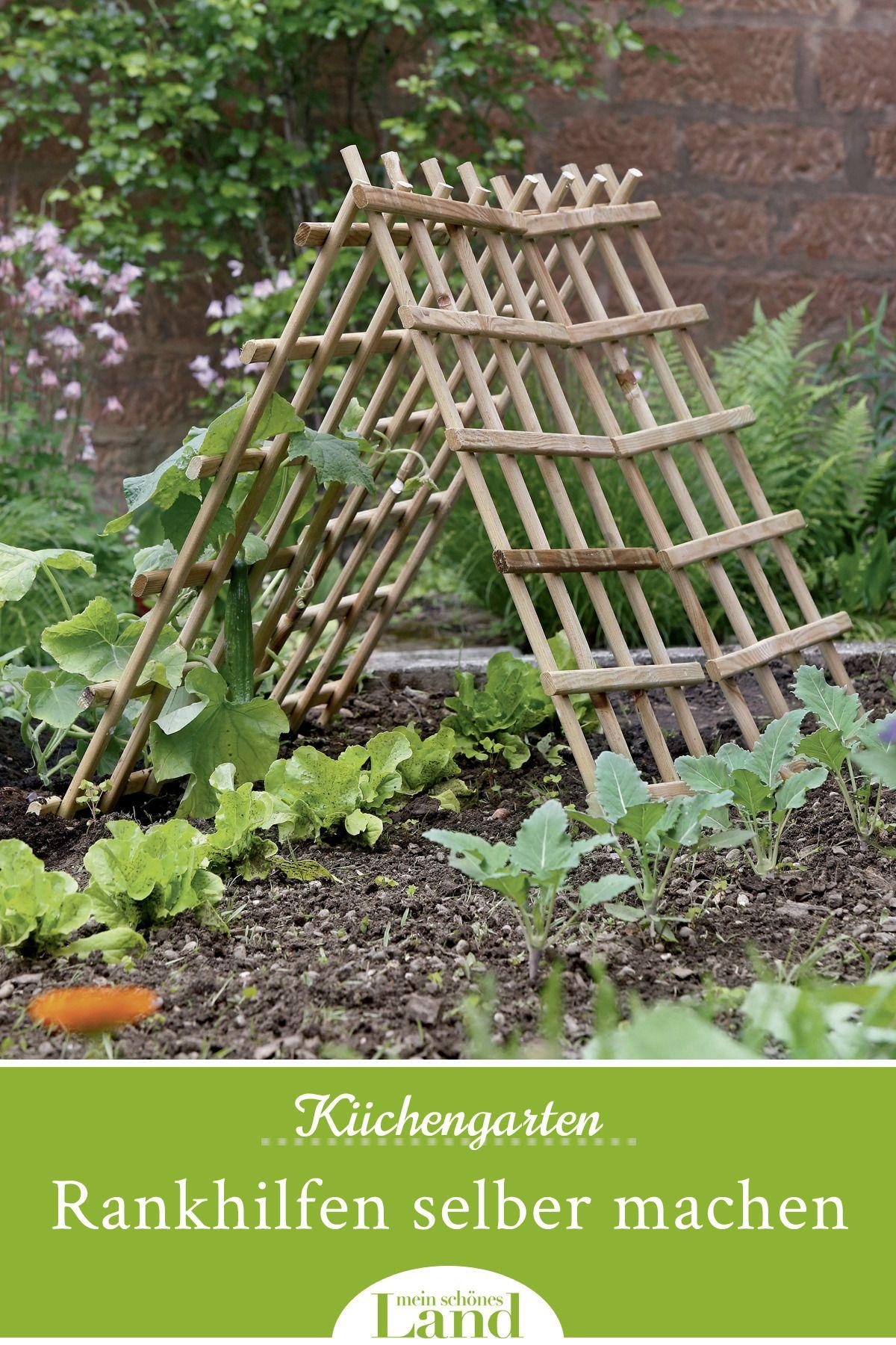 Rankhilfe Selber Bauen Rankhilfe Selber Bauen Rankhilfe Gartenarten