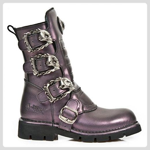 niedrigster Rabatt Shop für Beamte bieten viel M.1391-S4 (38) New Rock Leather Boots - Stiefel für frauen ...