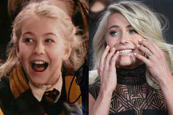 Psa Julianne Hough Was In Harry Potter And The Philosopher S Stone Hough Celebrities Female Julianne Hough