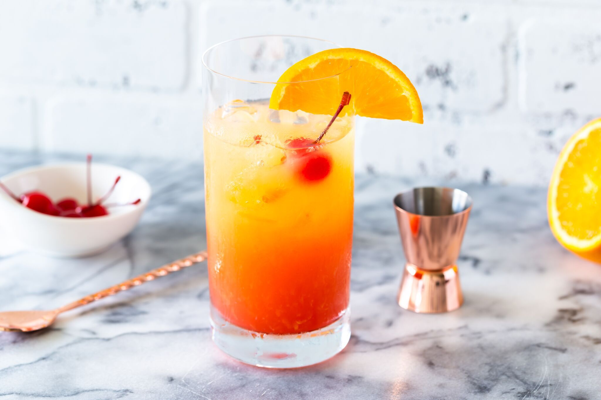 Kick Back With A Classic Tequila Sunrise Tequila Sunrise