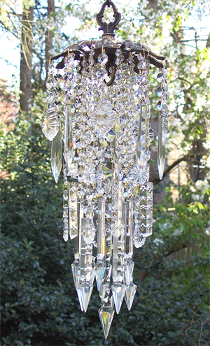 Stunning Crystal Wind Chimes Wind Chimes Diy Wind Chimes