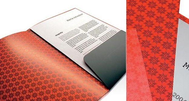 Creative Presentation Folder Designs Carpetas Corporativas Carpeta De Presentación Carpeta Diseño