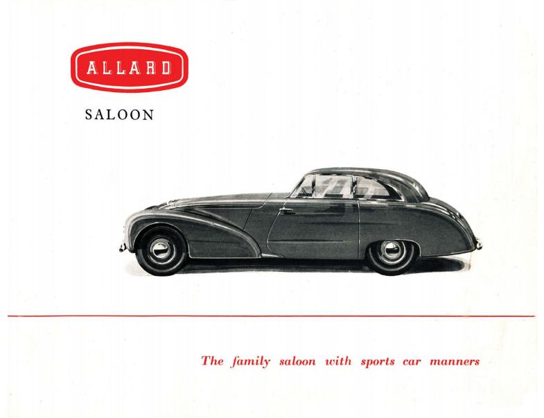 Automobile Allard