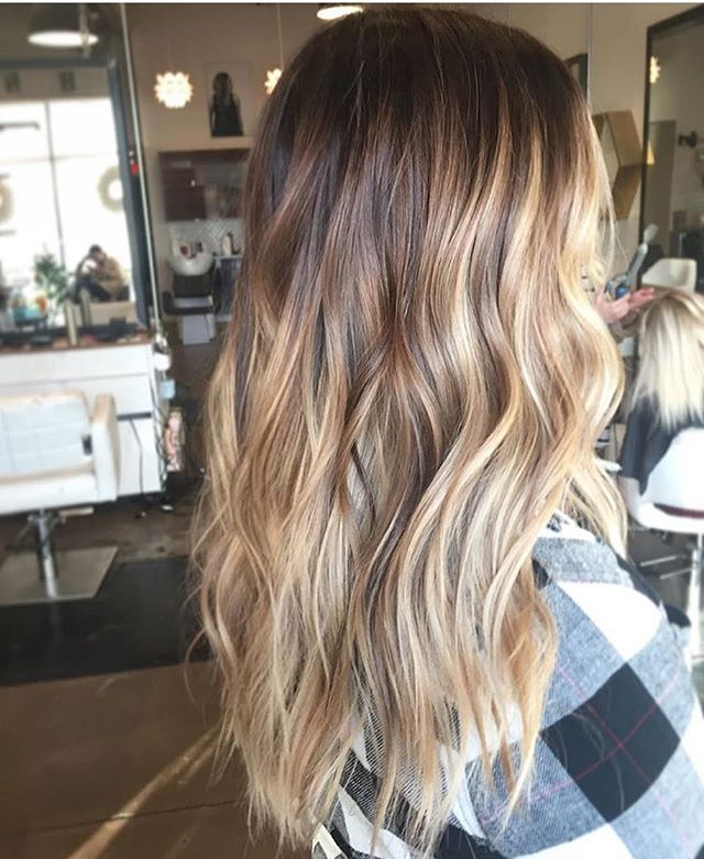 Dimensional Bronde Blend. Color by @hairby.lauren #hair #hairenvy #hairstyles #haircolor #bronde #balayage #highlights #newandnow #inspiration #maneinterest