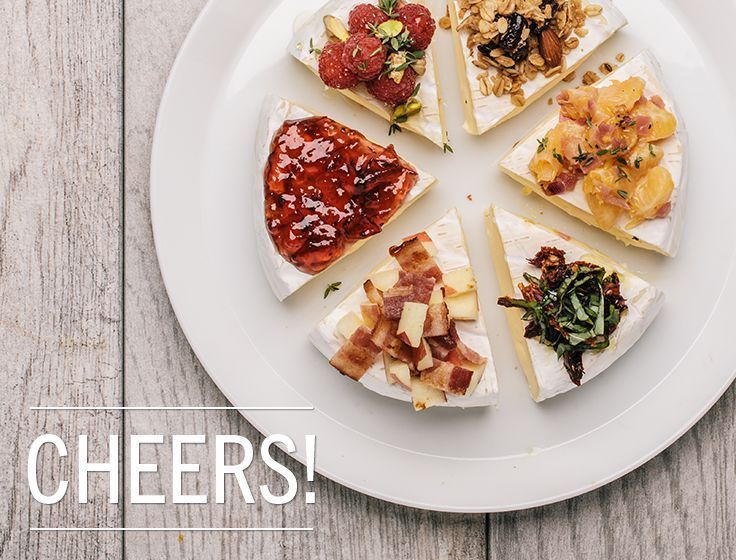 Easy Dinner Party Ideas For 6 Part - 16: Appetizer Idea: 6 Ways To Top Brie Looking For An Easy Appetizer For Your  Next Dinner Party? Pick Up A Wheel Of Lunds U0026 Byerlys Brie, Break Out A  Bottle Of ...