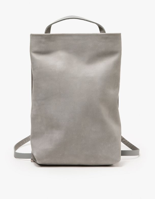 9a838d4fd3c3 Chiyome   Grey Large Tote Pack