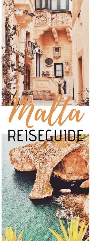 Recorrido de 7 días en Malta sin coche de alquiler: una semana en Malta