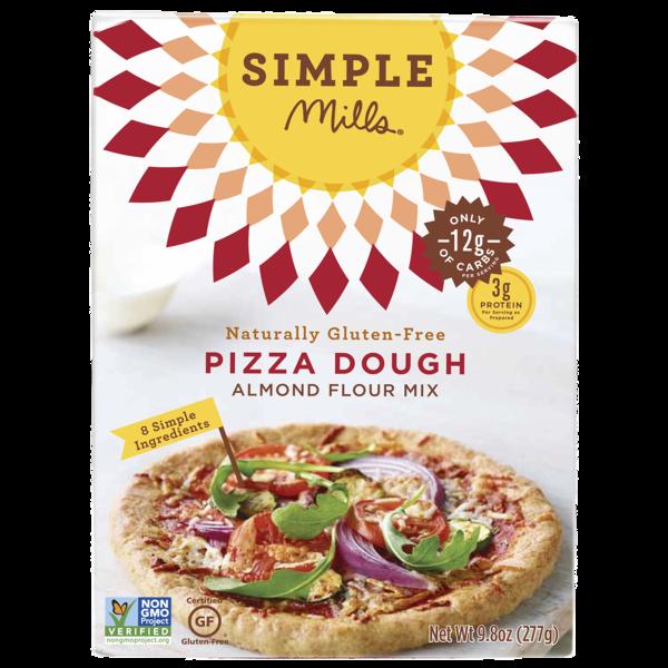 Almond Flour Pizza Crust Mix Almond Flour Cauliflower Paleo Friendly Kosher Vegan Low Sugar L Baking With Almond Flour Pizza Dough Mix Gluten Free Pizza