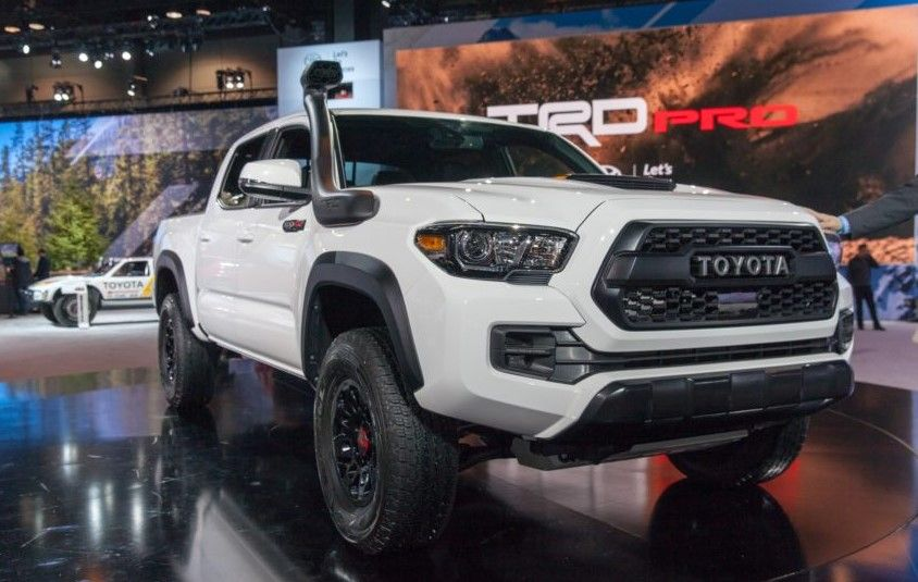 The Next Generation Toyota 4Runner, Here are The Full