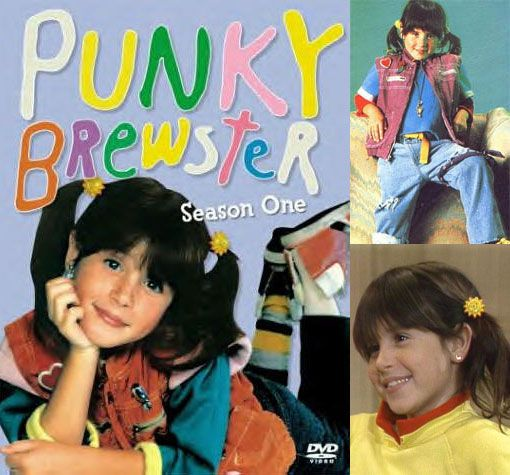 Punky Brewster!! One of my all time favs! :)