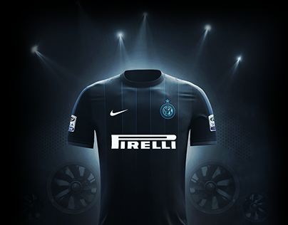 huge selection of c6bc4 f79a9 Home kit design for Inter Milan. Decided to try something ...