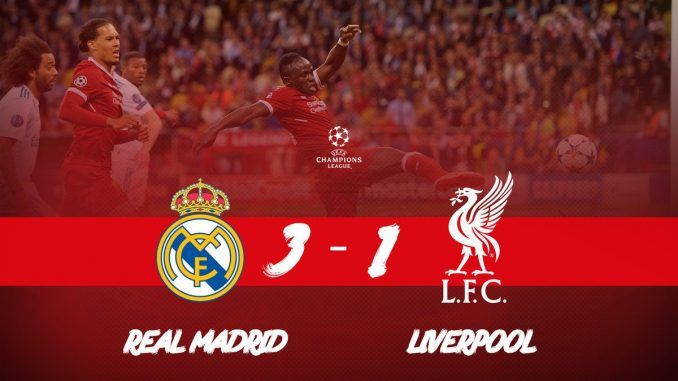 Download Video Real Madrid Vs Liverpool 3 1 Highlights Goals