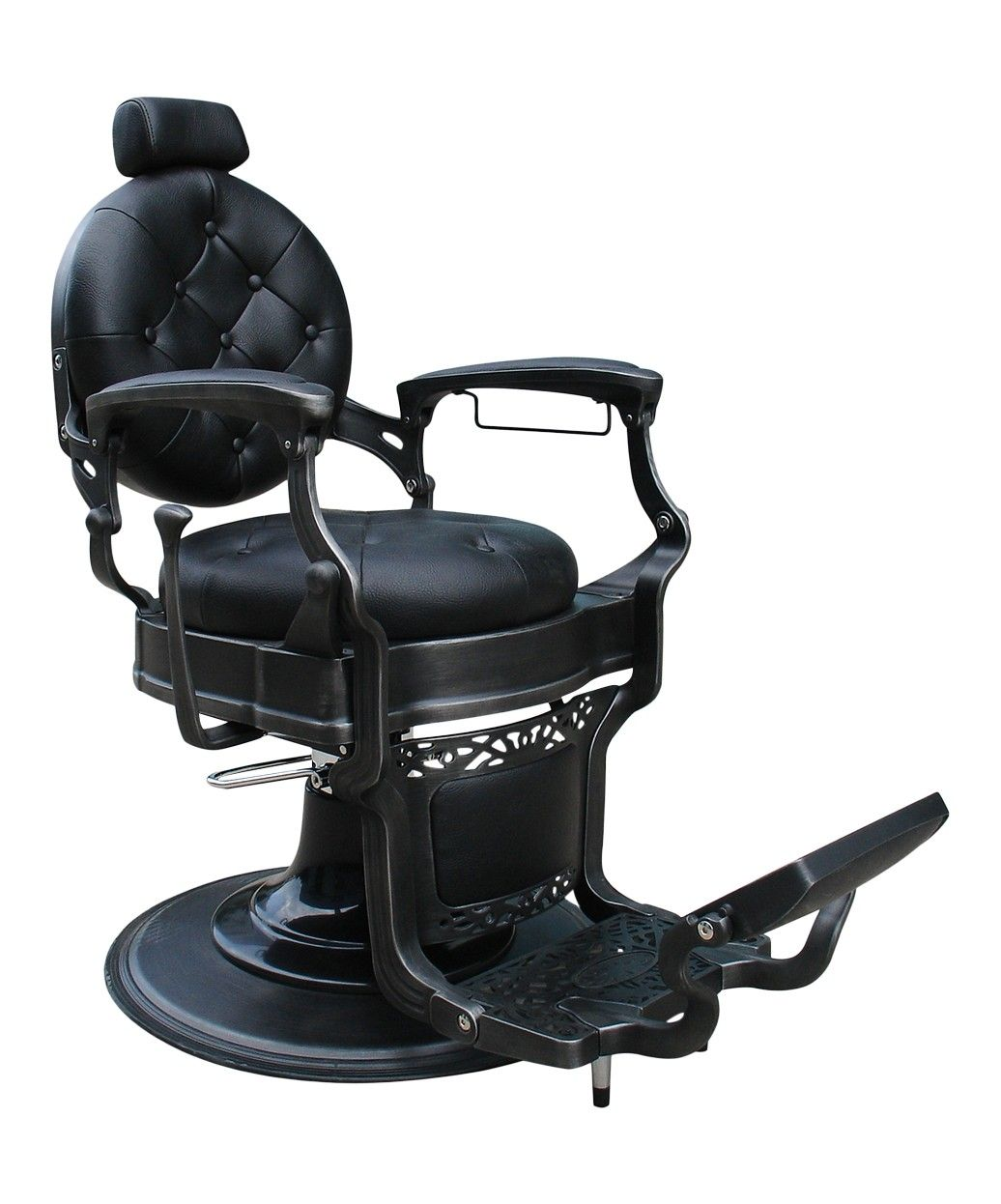 Top View Barber Chair Dimensions