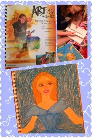 DEVELOPING ART SKILLS - Puddle Jumping: Weekly Wrap Up