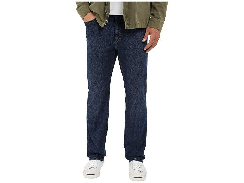 34 Heritage Charisma Relaxed Fit in Med Washed RegularTall Med Washed Mens Casual Pants Ideal for the gentleman searching for a trouser fit in a jean the Charisma sports...