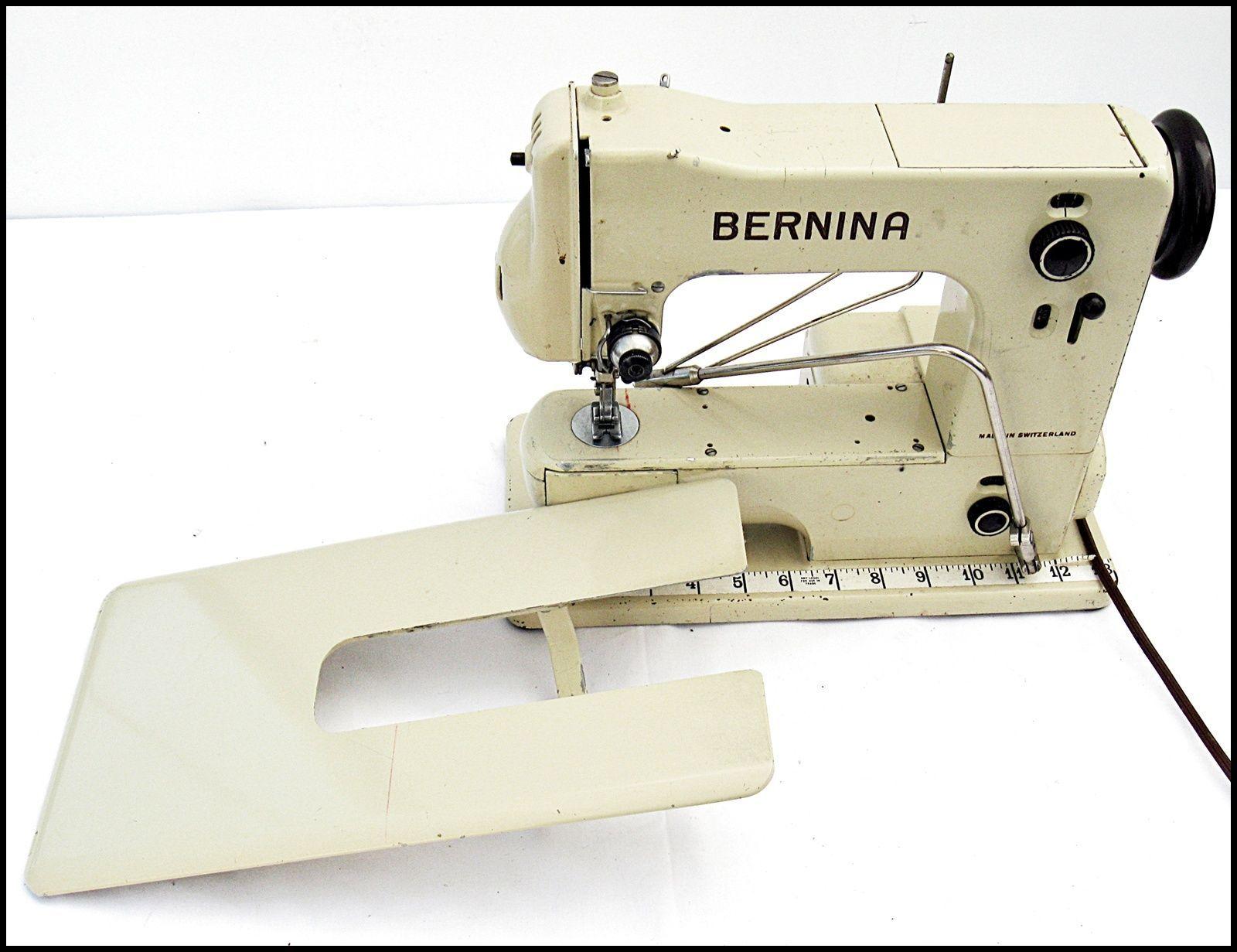 Bernina 125 1940s Sewing Machine Bernina Tips And Tricks