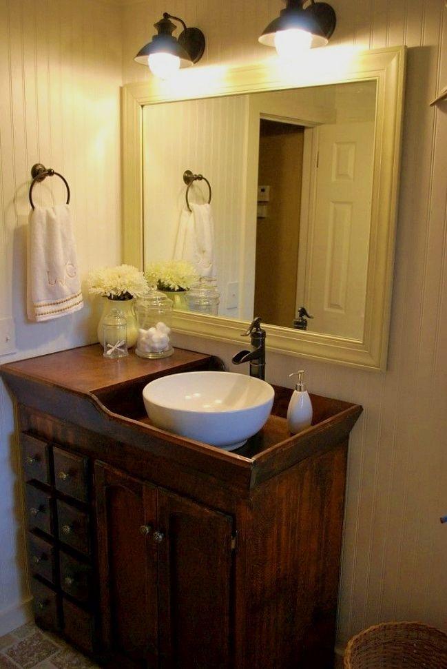 Great Bathroom Decor And Design Bathroom Ideas Pinterest Salle De Bain Vanite Salle De