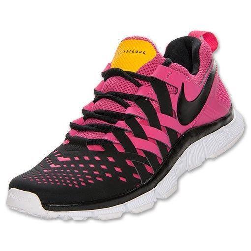 Nike Livestrong Free 4.0 Chaussures De Course Des Femmes