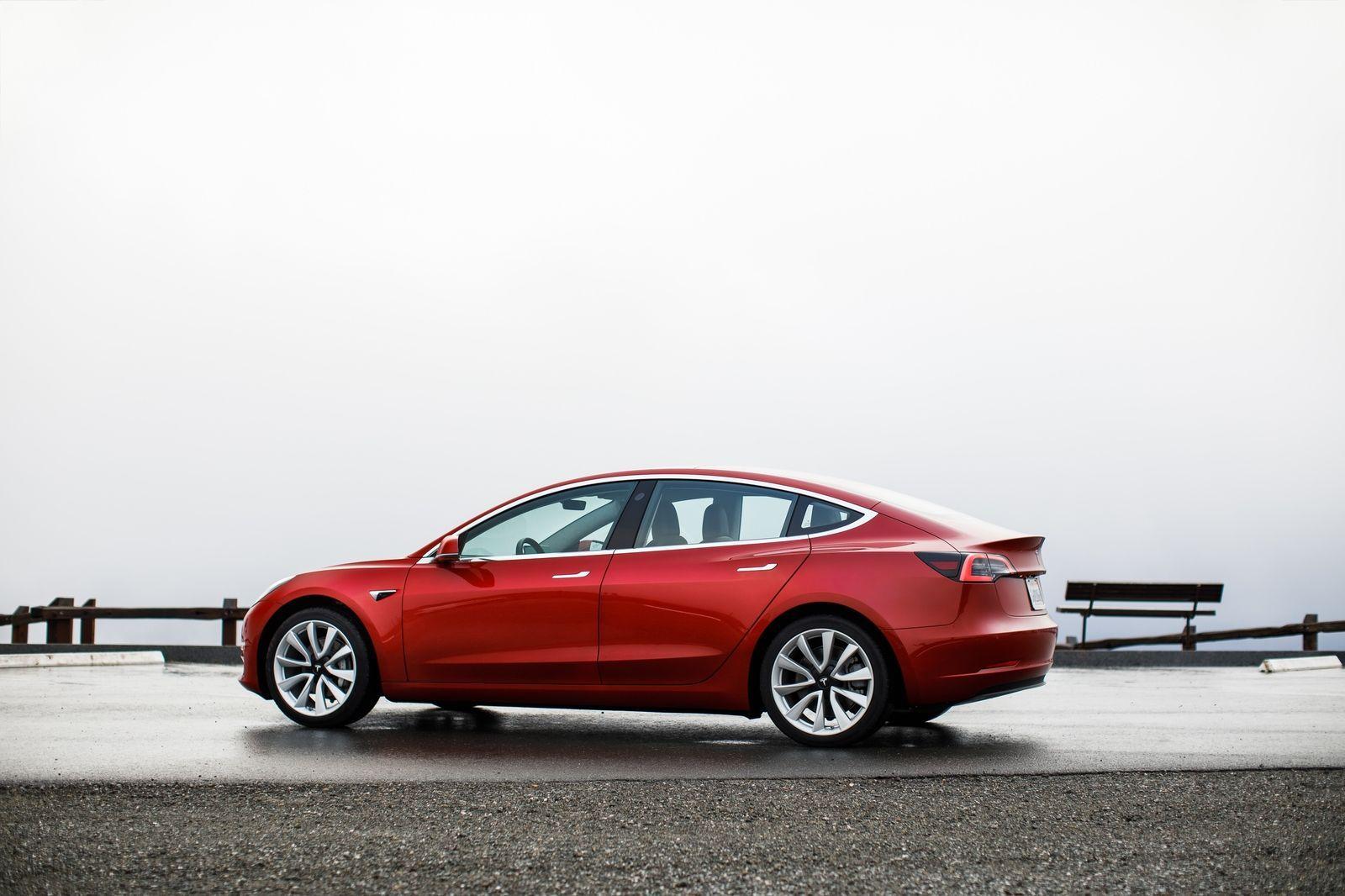 Tesla Model 3: The Road & Track Review | Tesla motors, New ...