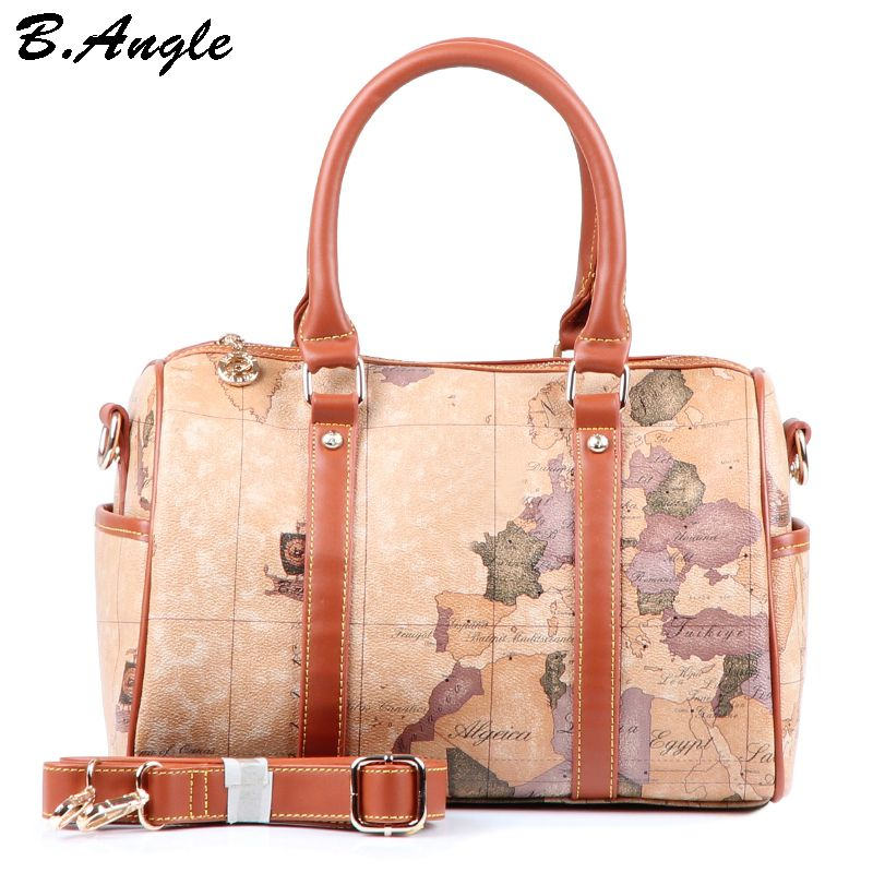 2016 stars war map message fashion vintage high quality women cheap retro women world map pillow type handbag messenger bag shoulder bag for big saleretro women world map pillow type handbag messenger bag shoulder bag gumiabroncs Choice Image