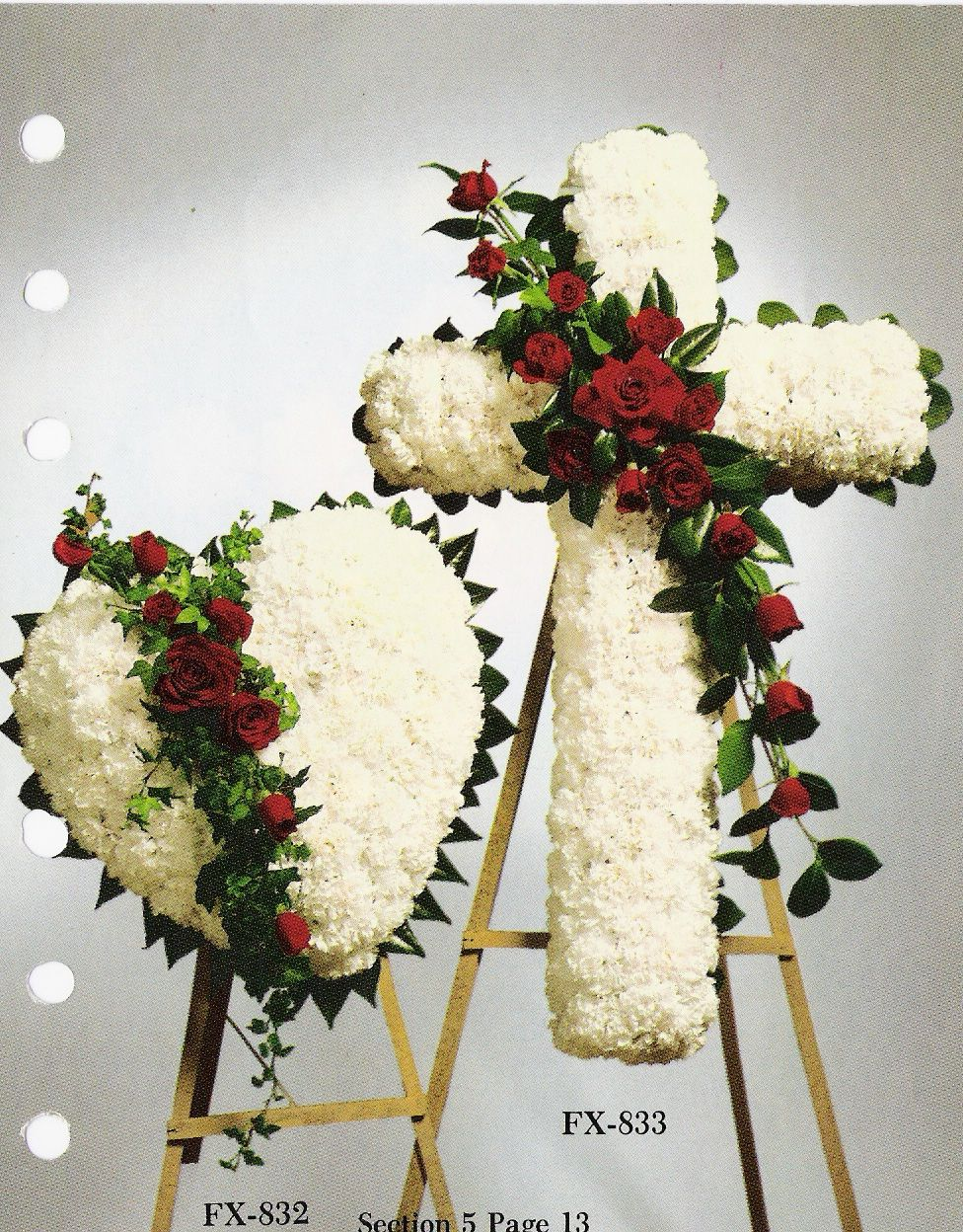 Flower arrangement for funeral google search funeral for A arrangement florist flowers