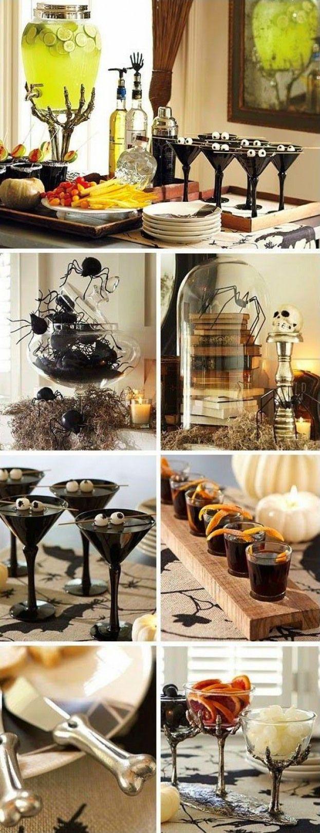 Decoração de Festa Halloween ou Dia das Bruxas para