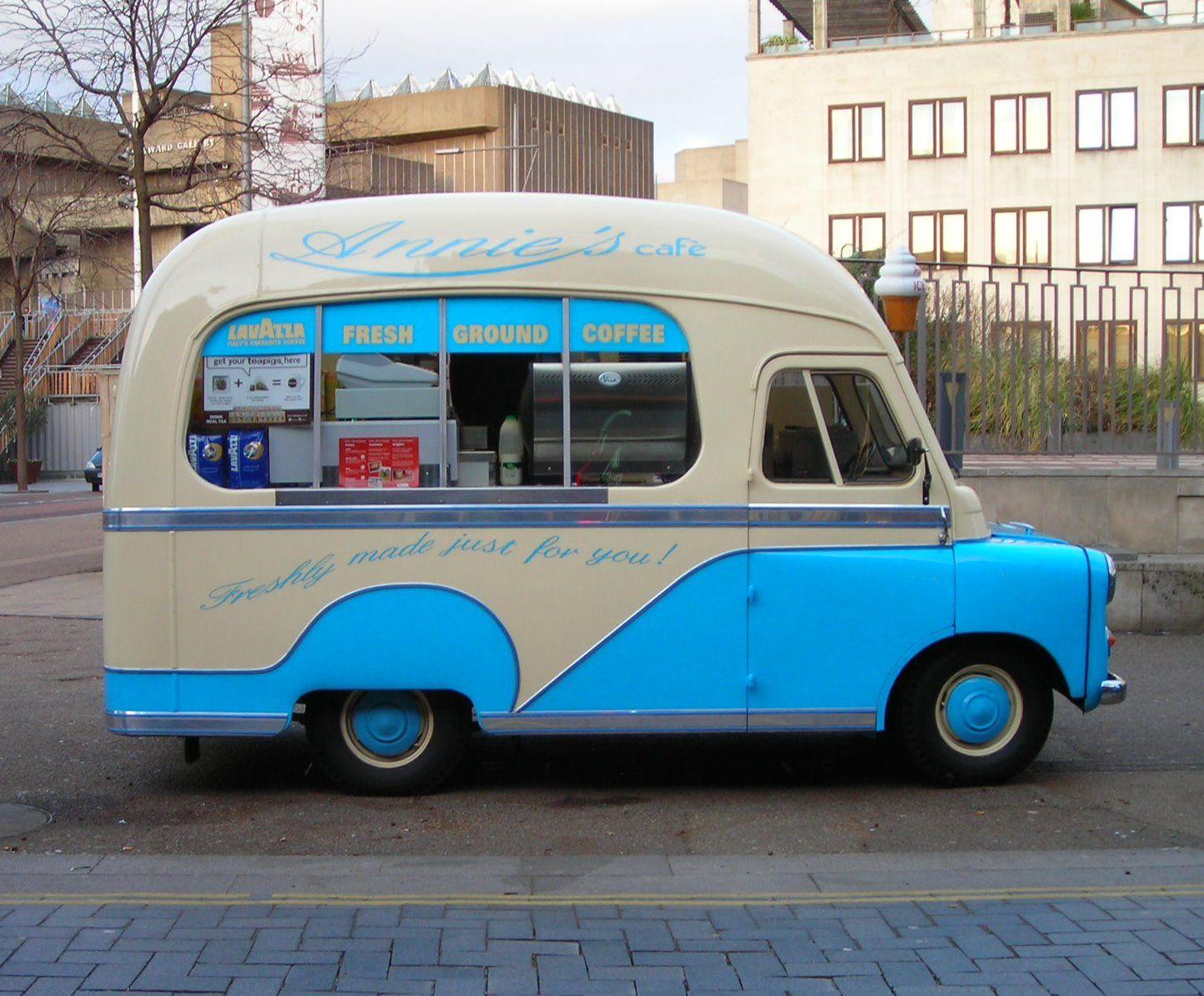 Vintage Step Van For Sale | Vintage Ice Cream Van For Sale | Step ...