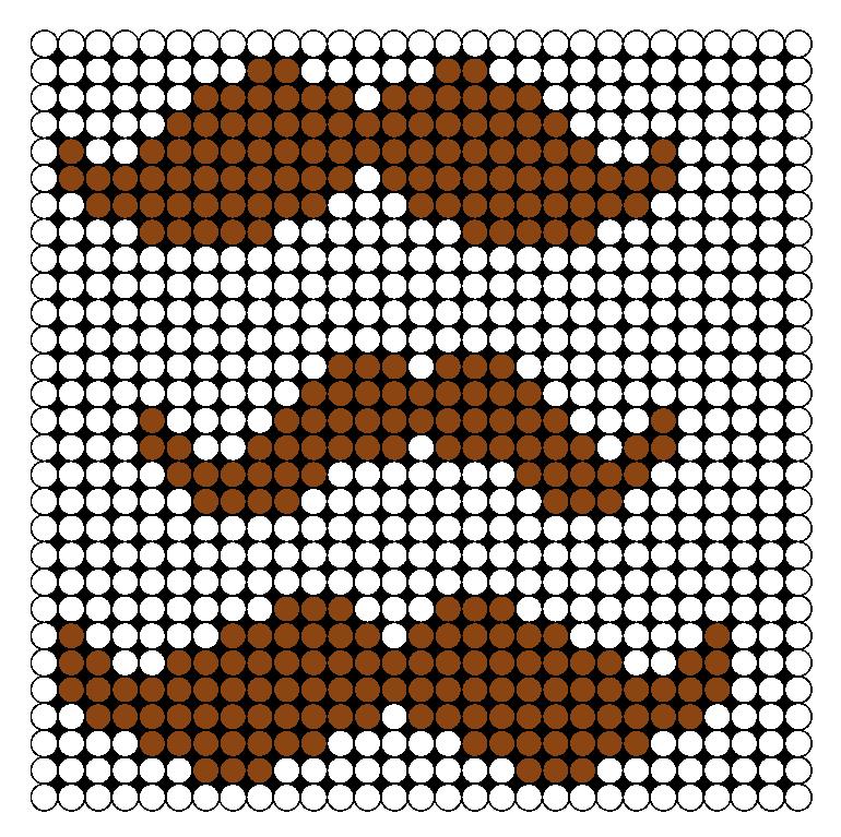 Mustaches Perler Bead Pattern | Melty Beads | Pinterest ...