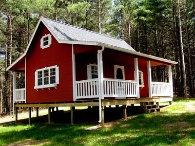 A frame cabins for sale in ohio amish buildings dome for Amish floor plans