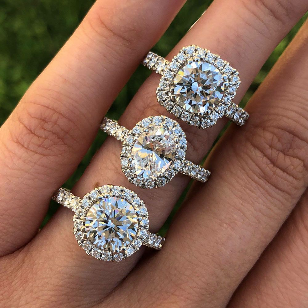 Top 10 Verragio Engagement Rings For 2019 Verragio Engagement