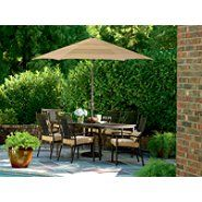 Simply Outdoors Fernwood 7 Pc Dining Set At Sears